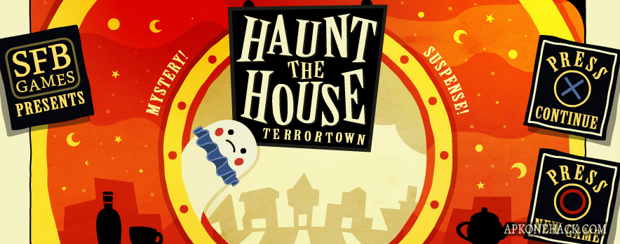 Haunt the House Terrortown full apk download