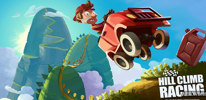 Hill Climb Racing MOD Apk [Unlimited Coins] 1.41.0 Android Download by Fingersoft