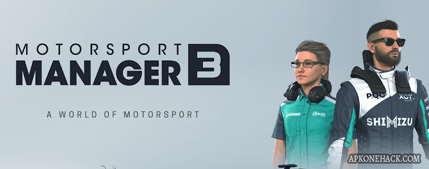 Motorsport Manager Mobile 3 MOD Apk + OBB Data [Full] v1.0.5 Android Download by Playsport Games