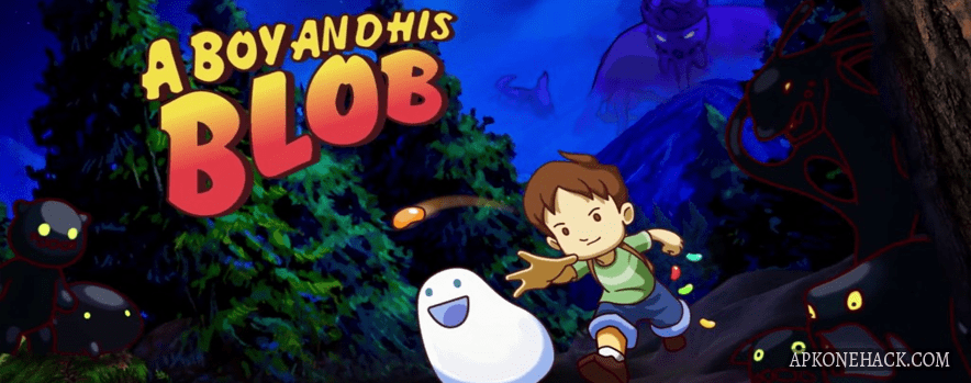 A Boy and His Blob full apk download