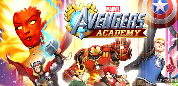 MARVEL Avengers Academy MOD Apk [Power Attack] v2.10.0 Android Download by MobileBits GmbH