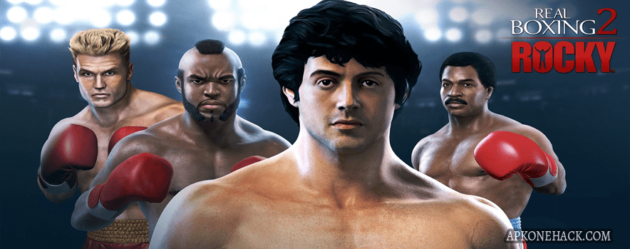 Real Boxing 2 ROCKY mod apk download