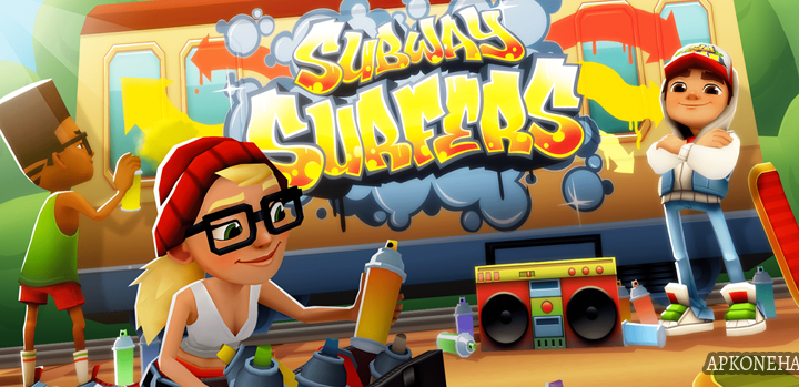 Subway Surfers MOD Apk [Unlimited Money] v1.98.0 Android Download by Kiloo