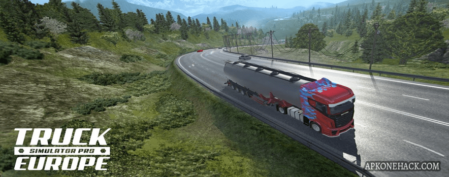 Truck Simulator PRO Europe apk download