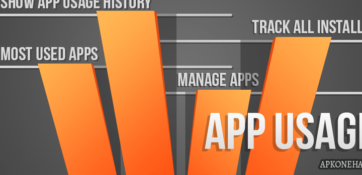 App Usage – Manage/Track Usage Apk [Pro] v4.57 Android Download by Sam Lu