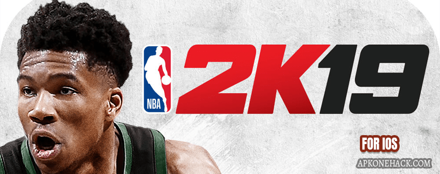 NBA 2K19 for iOS full paid IPA