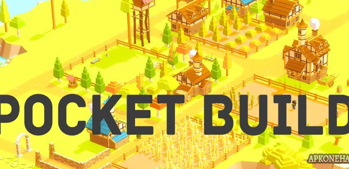 Pocket Build Apk + OBB Data [Full] v1.9.01 Android Download by MoonBear LTD