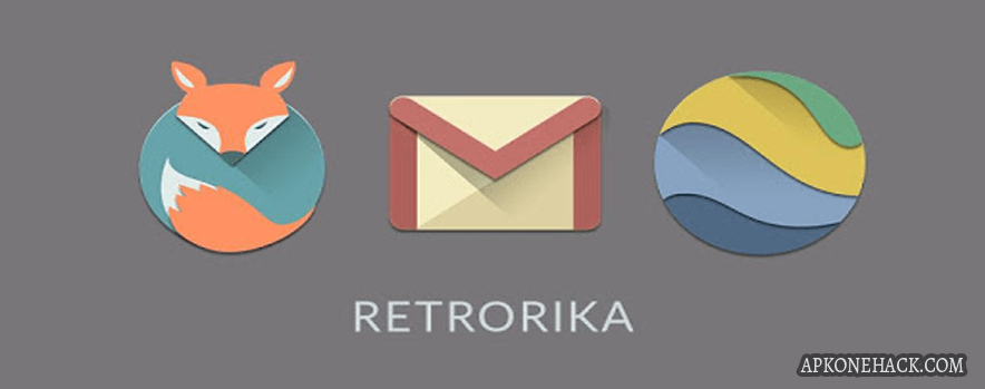 RETRORIKA ICON PACK apk download