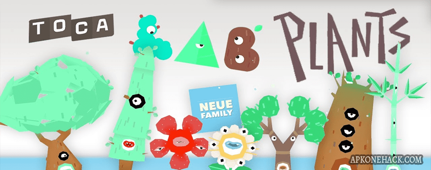Toca Lab Plants full apk android