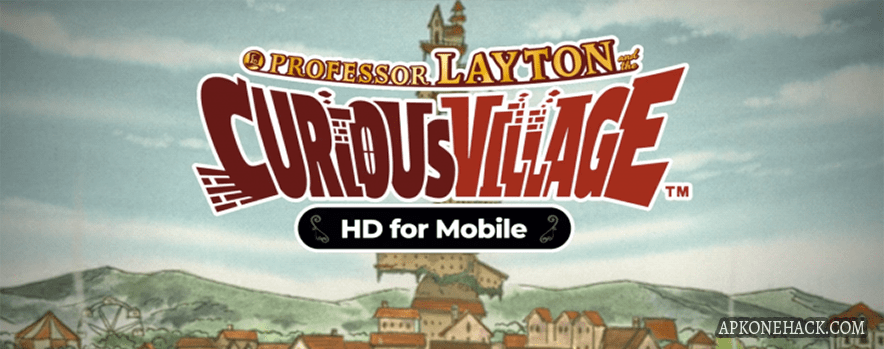 Layton: Curious Village in HD Apk [Full] v1.0.1 Android Download by LEVEL-5 Inc.
