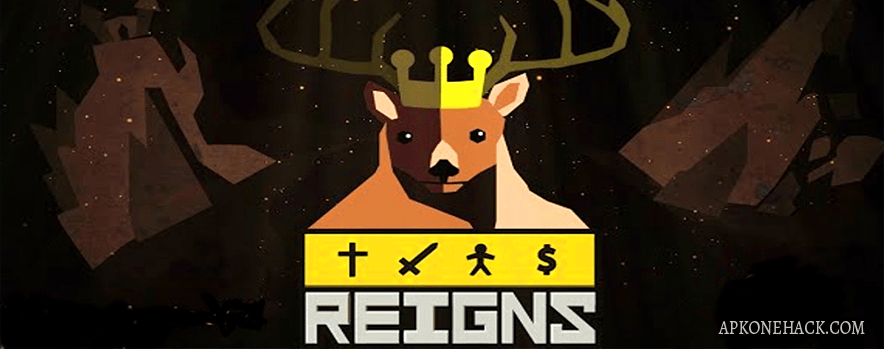 Reigns Apk [Full] v1.0.9 build 28 Android Download by DevolverDigital