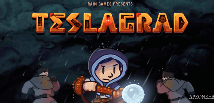 Teslagrad Apk + OBB Data [Paid] v1.6 Android Download by Playdigious