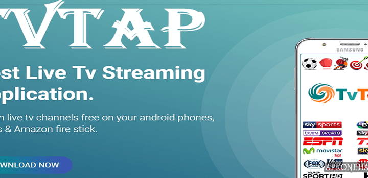 TvTap Pro Apk [No Ads] v1.8 Android Download by TvTap
