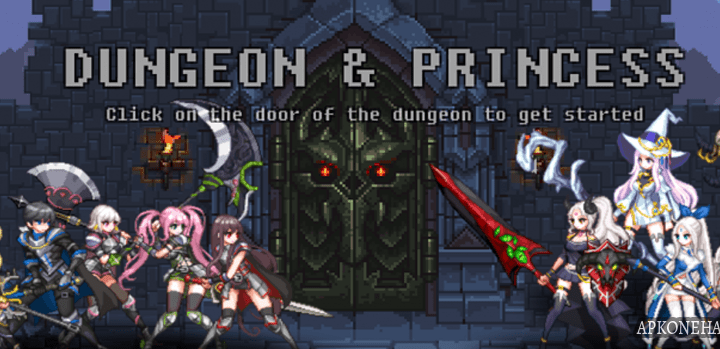 Dungeon Princess mod apk downlolad