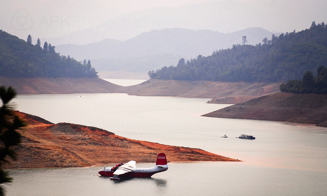 California Drought & Wildfires
