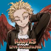 Hawks Live Wallpaper Anime Mha Aka Bnha 1 0 Apk Com Brawlfans Hawksbnhawallpaper Apk Download