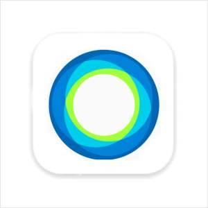 Holo launcher icon