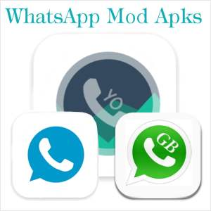 WhatsApp Mod Apks