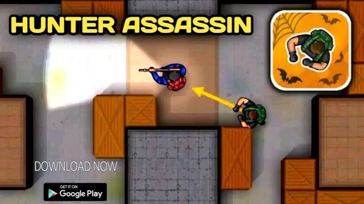 Hunter Assassin Mod APk 1.30 [Unlimited Money] - APKPUFF