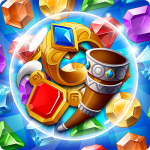 Download Jewels Time : Endless match 2.0.4 APK For Android 2019
