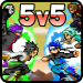 League of Ninja: Moba Battle APK v3.0.1 Download for Android