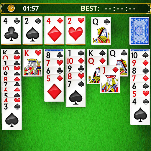 SOLITAIRE CARD GAMES FREE 1.150 screenshots 2