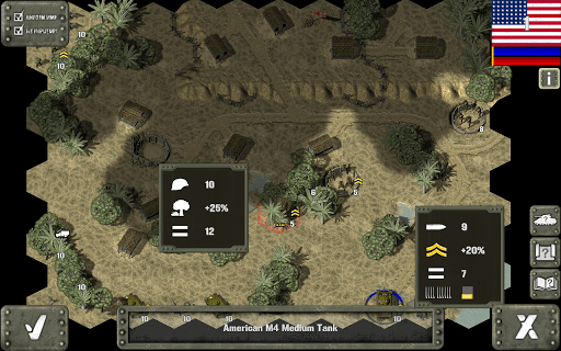 Tank Battle Pacific 1.9.0 screenshots 2