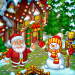 Download Farm Snow: Happy Christmas Story With Toys & Santa 1.68 APK For Android