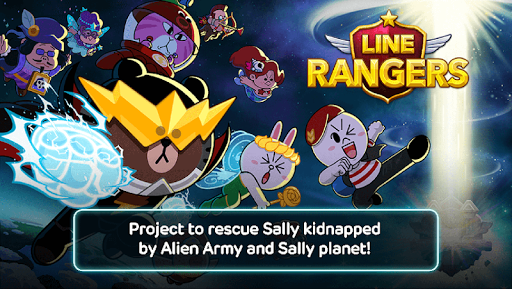 LINE Rangers 6.2.0 screenshots 1