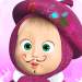 Download Masha and the Bear: Free Coloring Pages for Kids 1.6.2 APK For Android