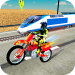 Download Tricky Bike vs Train Racing Fun 1.1 APK For Android