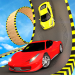 Download Crazy Car Sky Stunts Impossible Tracks Car Racing 0.4 APK For Android