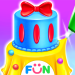 Download Princess Dress Up Cake – Comfy Cakes Baking Salon 1.2 APK For Android