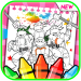 Download Ninja Hero Turtle Coloring Book 5.000.000 APK For Android