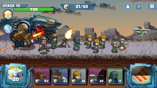 Defense War 1.0.0.65 screenshots 2