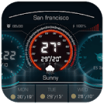 Air Quality Index weather app 16.6.0.50068