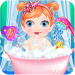 Baby Caring Bath And Dress Up Baby Games 12.0