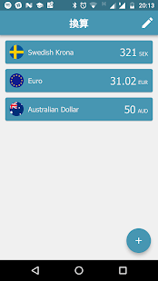 Currency convertor TravelRates, simple & offline 1.5.3