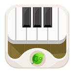 GO Keyboard Instrument Sound 750k