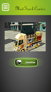 Mod Truck Canter Bussid Indonesia Update 2.0