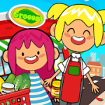 My Pretend Grocery Store – Supermarket Learning 1.7