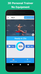 Strong Legs in 30 Days – Legs Workout 1.1.4