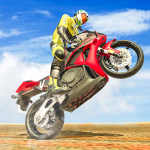 Download Bike Tricks Master: Moto Xtreme Racing 2019 1.2 APK For Android