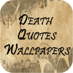 Download Death Quotes Wallpapers 1.9 APK For Android