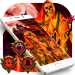 Download Fire Cool Skull Theme 1.1.3 APK For Android