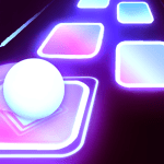 Download Into The Unknown – Elsa Tiles EDM Magic 1.0 APK For Android