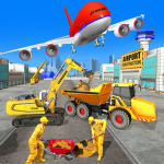 Download Grand Airport Construction – AirPlane Games 2020 1.0.3 APK For Android