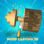 Download New Free Wood Carving Lathe 3D 2020 1.0 APK For Android