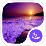 Download Seabeach-APUS Launcher theme 585.0.1001 APK For Android