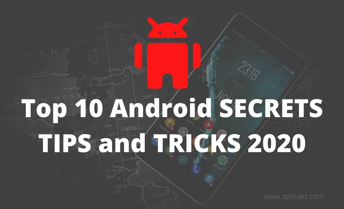 Android SECRETS- TIPS and TRICKS